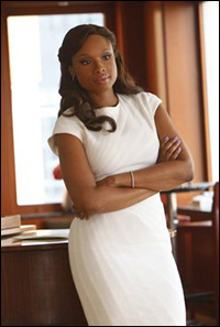 Jennifer Hudson as Broadway star Veronica Moore.
