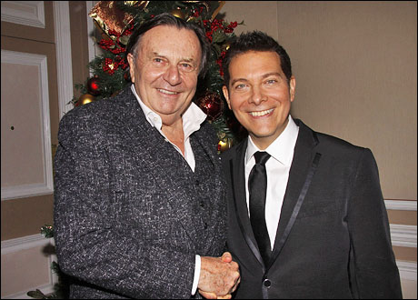 Barry Humphries and Michael Feinstein