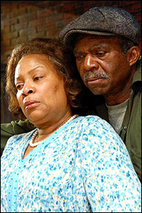 <I>Fences</I> stars Juanita Jennings and Charlie Robinson