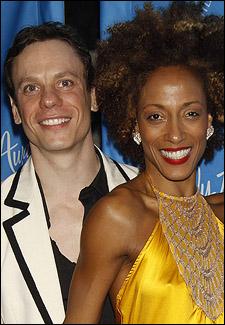 Keith Roberts and Karine Plantadit-Bageot