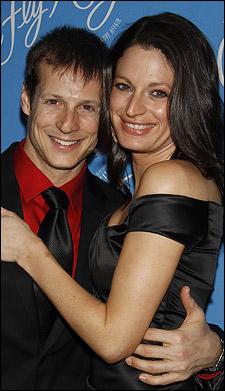 John Selya and Jackie Burns