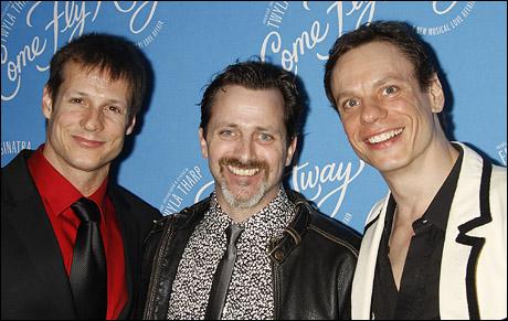 John Selya, Alexander Brady and Keith Roberts