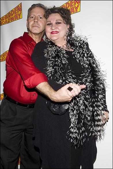 Fred Barton and Nora Mae Lyng