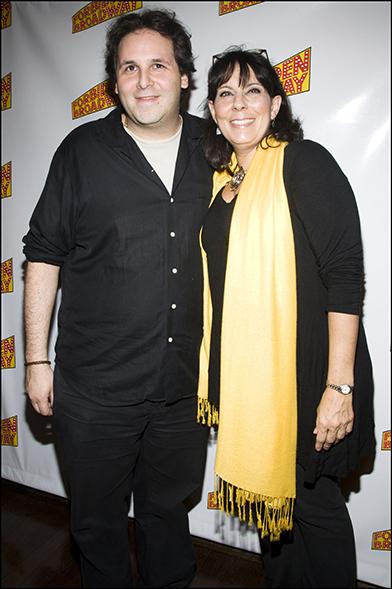 David Babani and Christine Pedi