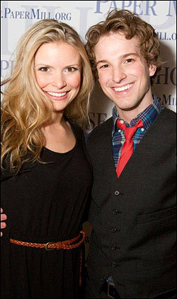 Chelsea Krombach and Justin Bowen