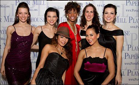 Nicole Benoit, Anne Otto, Kristine Bendul, Chondra L. Profit, Liz McKendry, Kristine Covillo and Lara Seibert