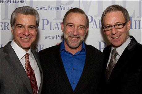 Mark Waldrop, Stephen Berger and Patrick Parker