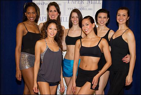Chondra L. Profit, Kristine Bendul, Liz McKendry, Nicole Benoit, Kristine Covillo, Anne Otto and Lara Siebert