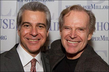 Mark Waldrop and Ray Klausen