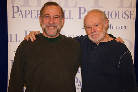 Stephen Berger and Chet Carlin