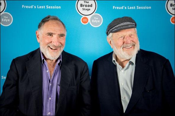 Judd Hirsch and Theodore Bikel