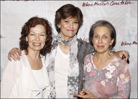 Gretchen Cryer, Margot Rose and Betty Aberlin