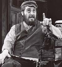 Harry Goz Broadway Tevye In Fiddler Dies At 71