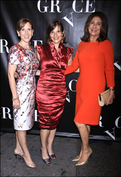 Kristin Caskey, Debbie Bisno and Paula Wagner