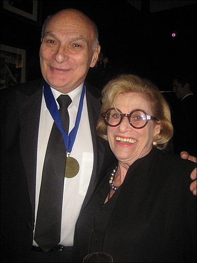 Michael Kahn and Shirley Herz