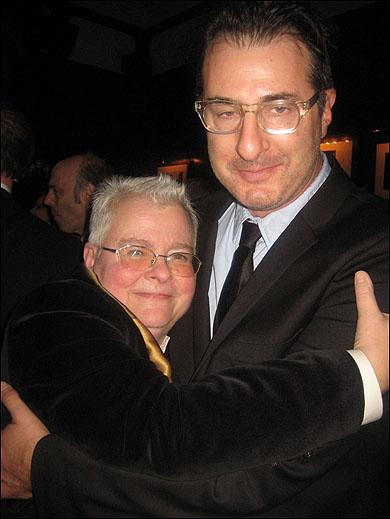 Paula Vogel and Jon Robin Baitz