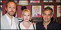 John Benjamin Hickey, Ellen Barkin and Joe Mantello Honored with Sardi's Portraits
