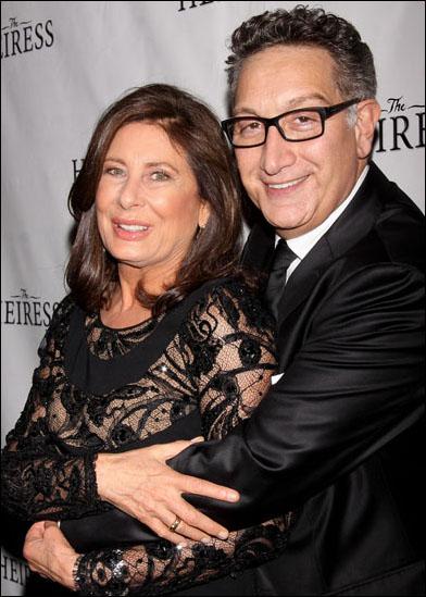 Paula Wagner and Moises Kaufman
