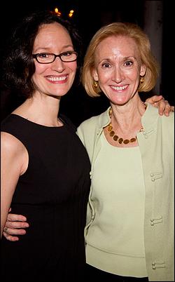 Barbara Walsh and Nora Brennan