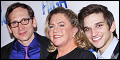 High, With Kathleen Turner, Opens on Broadway; Arrivals, Curtain Call and Party