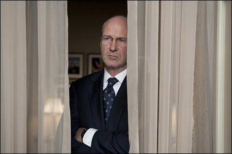 """William Hurt, Outstanding Lead Actor in a Mini Series or Movie Nominee, as Henry Paulson in """"Too Big To Fail"""""""