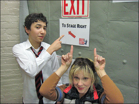 Stephanie Kurtzuba, always pointing me in the right direction!