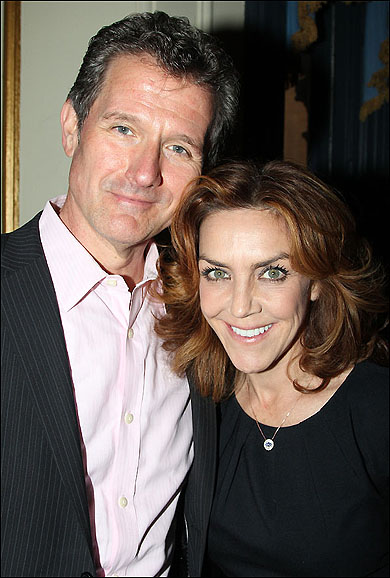 Paul Jackel and Andrea McArdle