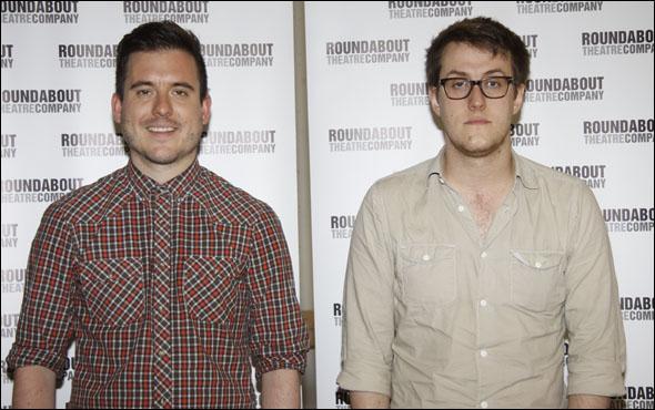 Michael Longhurst and Nick Payne