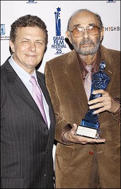 Meir Fenigstein and Stanley Donen