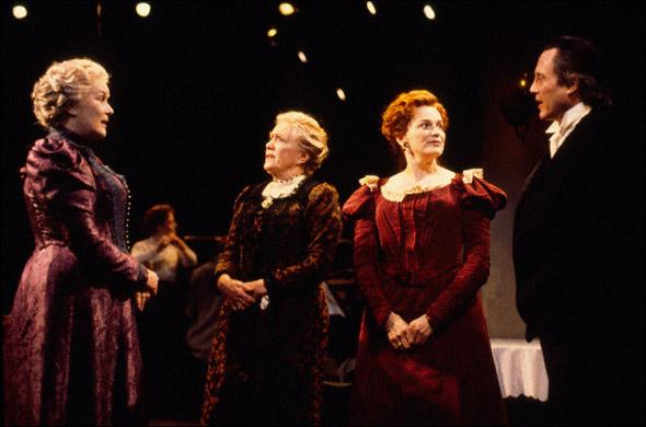Sally Ann Howes, Marni Nixon, Blair Brown, and Christopher Walken
