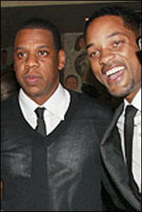 Jay-Z and Will Smith