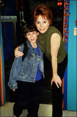 Annie Get Your Gun: with Reba McEntire in 2001