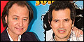 John Leguizamo and Fisher Stevens of Ghetto Klown Meet the Press
