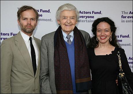 Stephen Heath, Hal Holbrook and Ginna Carter