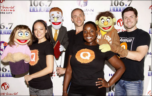 Kate Monster, Kate Lippstreu, Rod, Michael Liscio, Jr., Danielle Thomas, Nicky and Seth Rettburg