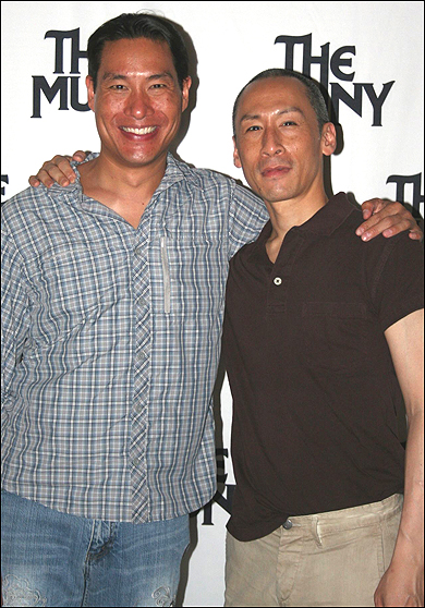 Darren Lee and Francis Jue