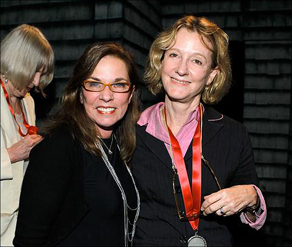 Marsha Norman and Heidi Ettinger