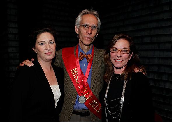 Julia Jordan, David Ives and Marsha Norman