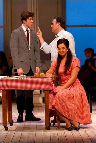 Will Reynolds, Charles Pistone and Alexandra Silber