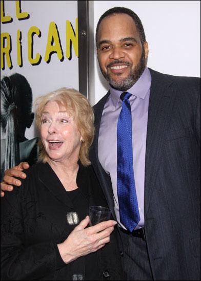 Jenny O'Hara and Victor Williams