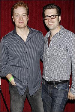 David Abeles and Robert Britton Lyons