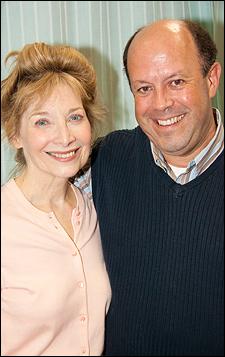 Maureen Silliman and Michael Farina