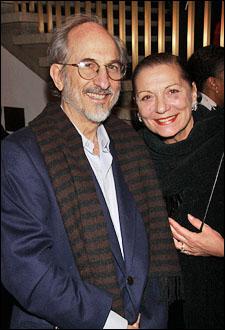 Jules Fisher and Graciela Daniele