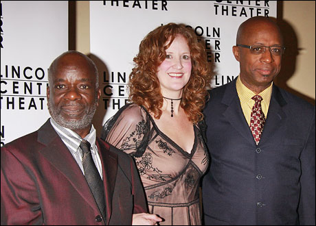 Joseph Marcell, Wendy Rich Stetson and David Emerson Toney