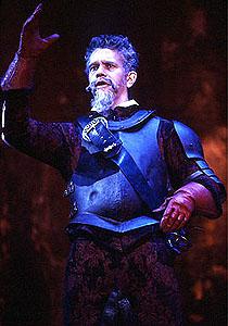 Brian Stokes Mitchell in <i>Man of La Mancha</i>.