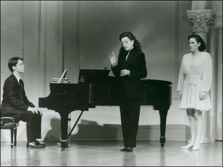 Gerald Steichen, Dixie Carter and Theodora Fried