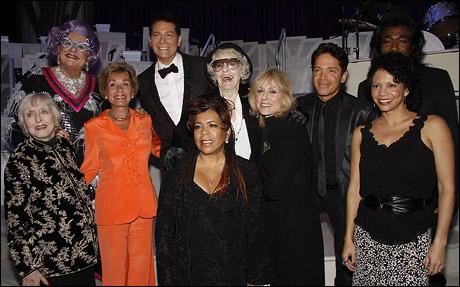 Celeste Holm, Dame Edna Everage, Judge Judy Sheindlin, Michael Feinstein, Valerie Simpson, Elaine Stritch, Judith Light, Dave Koz, Gloria Reuben and Nicholas Ashford