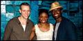 Taye Diggs Visits Broadway's Memphis