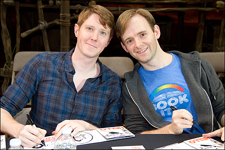 Justin Bohon and Scott Barnhardt