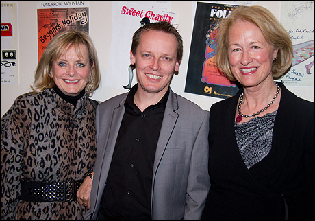 Twiggy, Laurence Mark Wythe and Hilary A. Williams